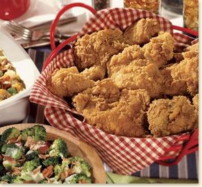 67739372a02fb0e73e63d2b0ebcd5552--fried-chicken-salads-quick-easy-chicken-recipes