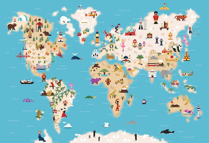 3-creative-world-map-remake